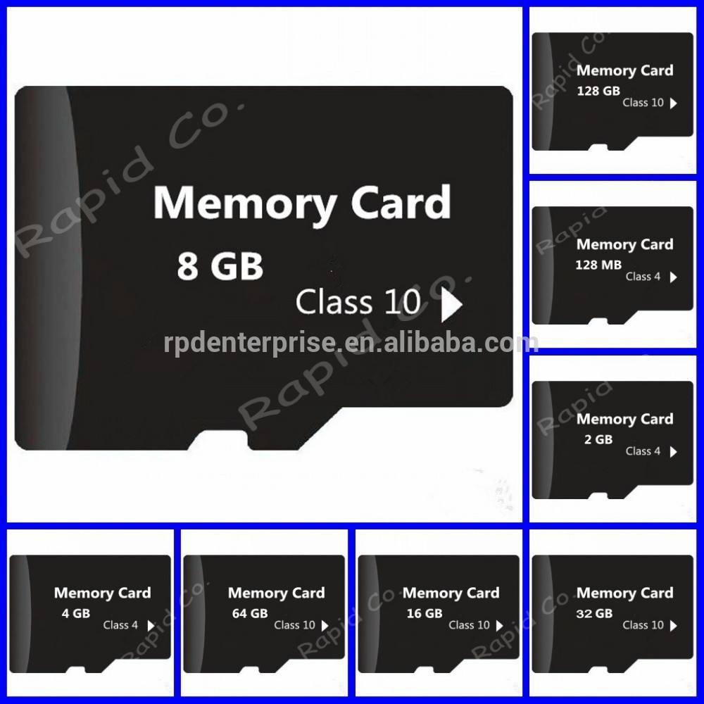 2015 alibaba de nouveaux produits en vrac à bas prix pour carte mémoire taiwan. original nouvelle mémoire sd card 8go
