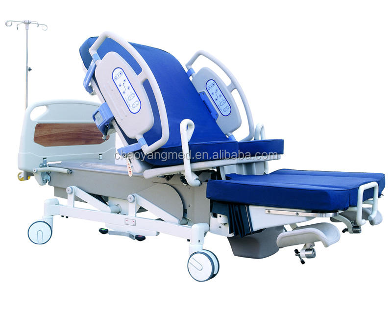 CY-C304 Manufacturers Luxurious LDR labour table gynecology operating table/couch for sale