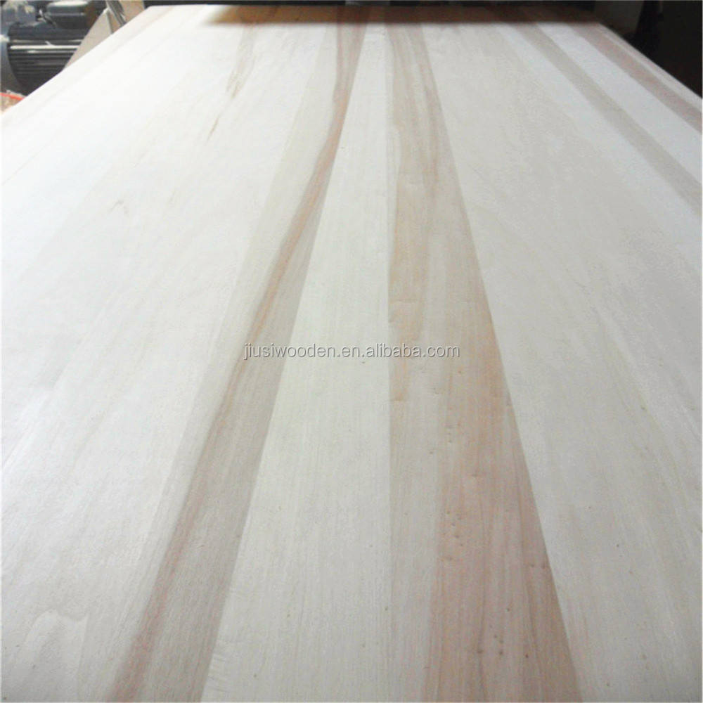 Factory produce boards yellow poplar edge glued solid wood panels with high quality