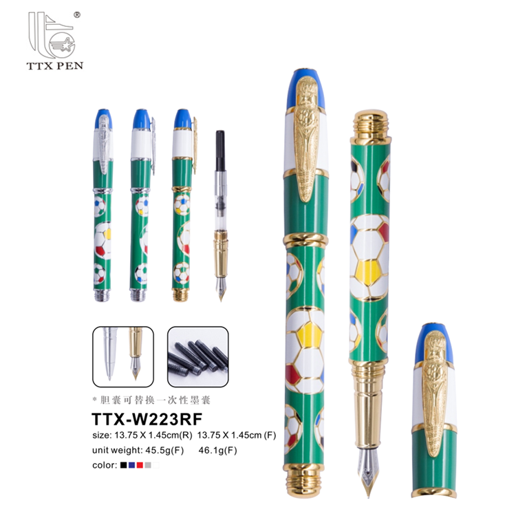 2019 pen making kits free fountain pen sample for clients