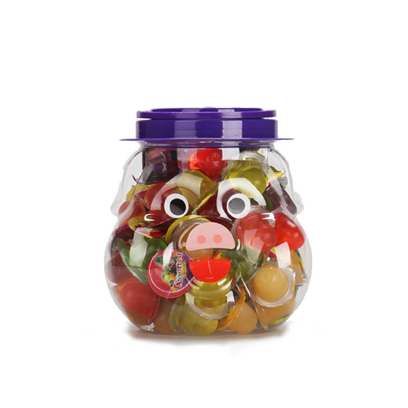 Diverse Mini Fruit Beten Jelly