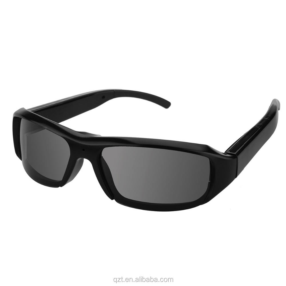 New Products HD1080P hidden Sunglasses camera glasses for Outdoor Action Sports
