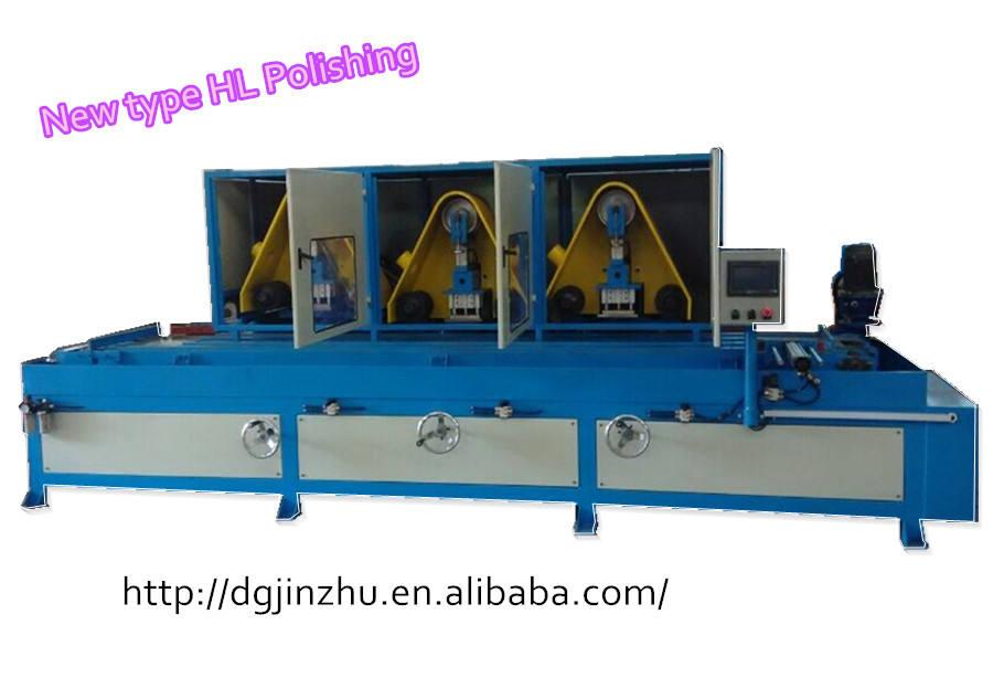 дунгуань новый продукт квадратные трубы/бар/плоский волосяного покрова шлифовальные машины