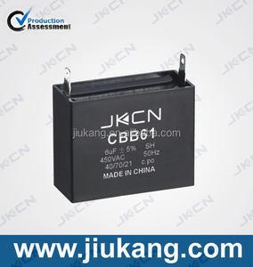 Capacitor High Voltage cbb6-1 3.5uf 5/% sh450v AC 50//60hz x bread machine