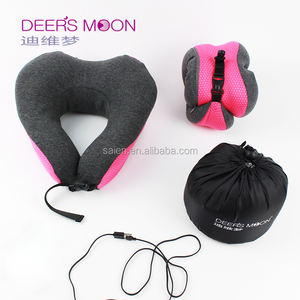 Neck Pillow Neck Wholesale Electronic USB Connecting Heated Neck Pain Rest Orthopedic Pillow