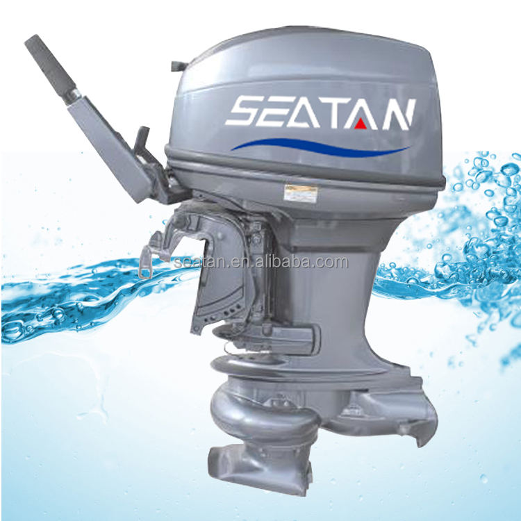 Hot selling 2 stroke 40hp Jet drive Outboard boat engine/Outboard Motor
