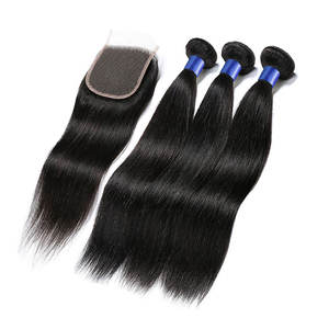 Virgin Peruvian wefts hair wholesale,peruvian bundles with closure