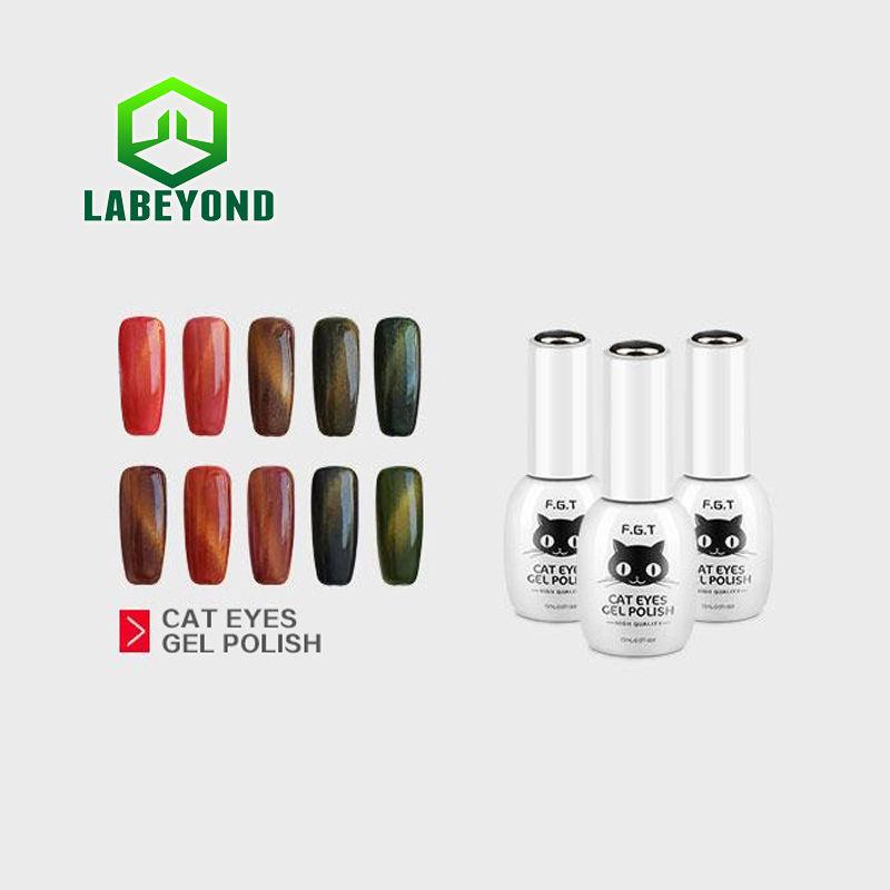 Barato y <span class=keywords><strong>alta</strong></span> calidad gato color ojos gel de uñas