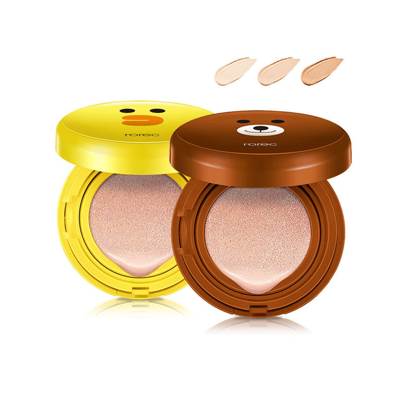 wholesale Authentic Makeup HanChan Facial Cosmetics Cartoon best Foundationfor Makeup Products