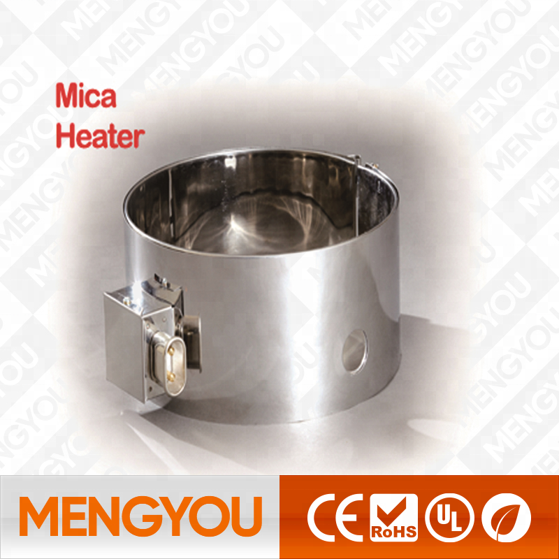Verwarmingselement Plastic Extruder Mica Band Coil Heater
