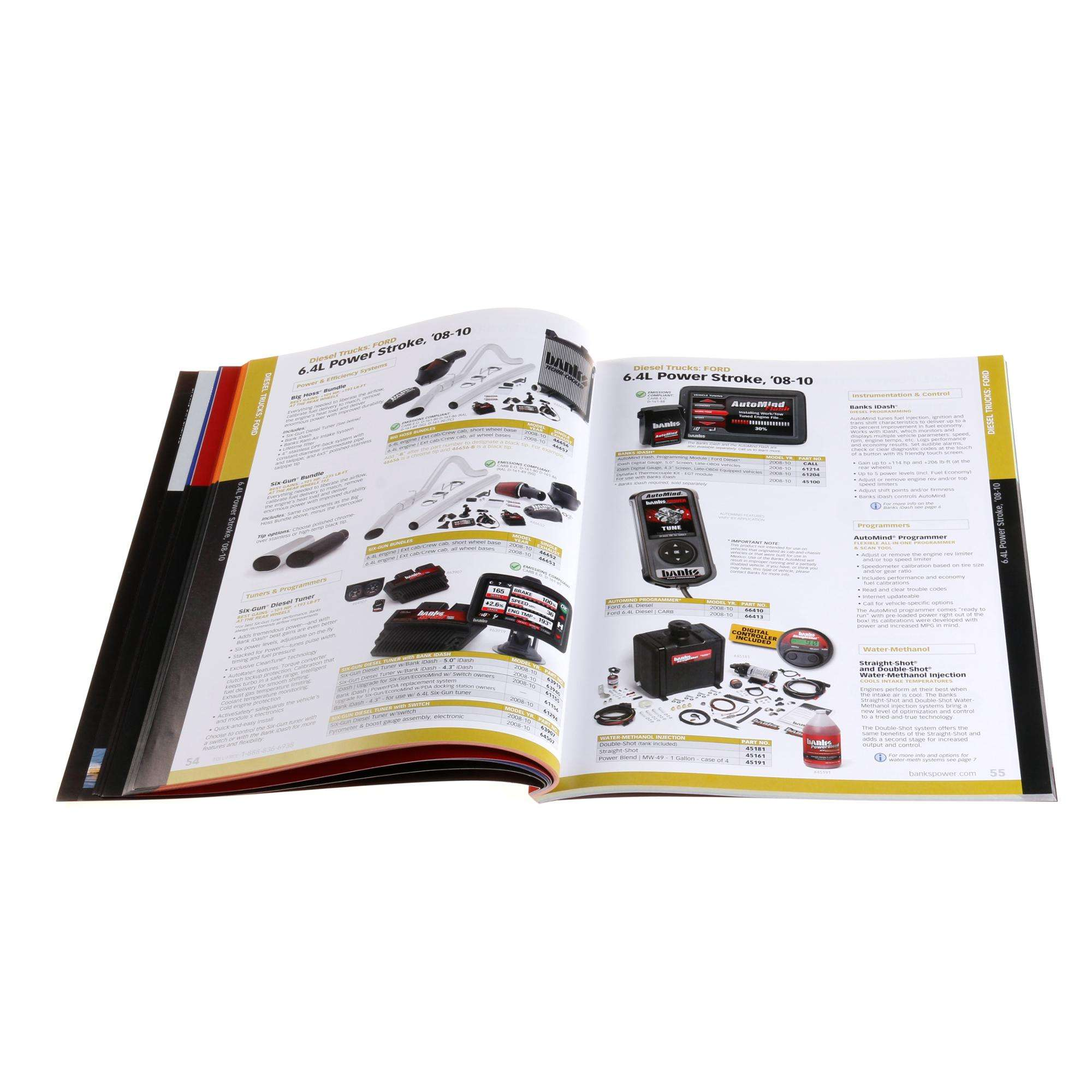 Product catalog custom 128g art paper full colour catalogue printing