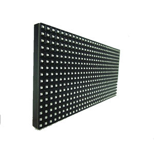 Full color outdoor p8 led display 스크린 module 256*128mm led panel