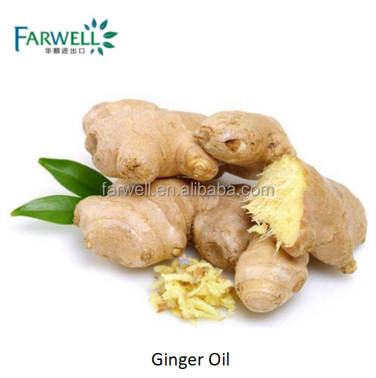 Farwell Ginger oil,100% pure,supercritical CO2 extraction