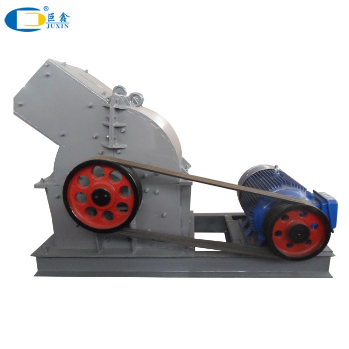 Exported to Middle East gypsum hammer crusher made in China
