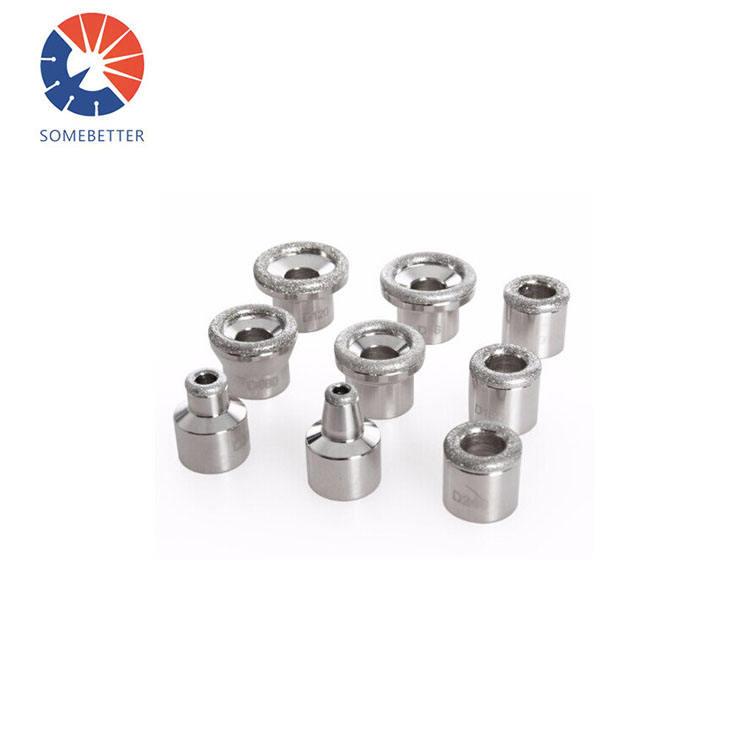 Parti della macchina del diamante microdermoabrasione tips/usa e getta punta a goccia fornitore