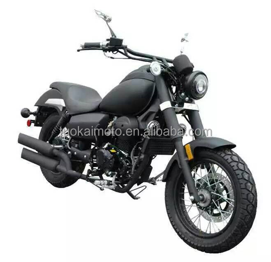 New arrived petrol 250cc chopper motorcycle (TKM250-D2)