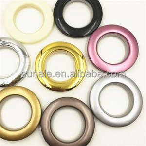 home decoration shower curtain rings cheap curtain accessories plastic rings for curtain eyelet ring