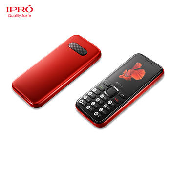 ipro 1.77 inch sample support GSM original brand quad band phone