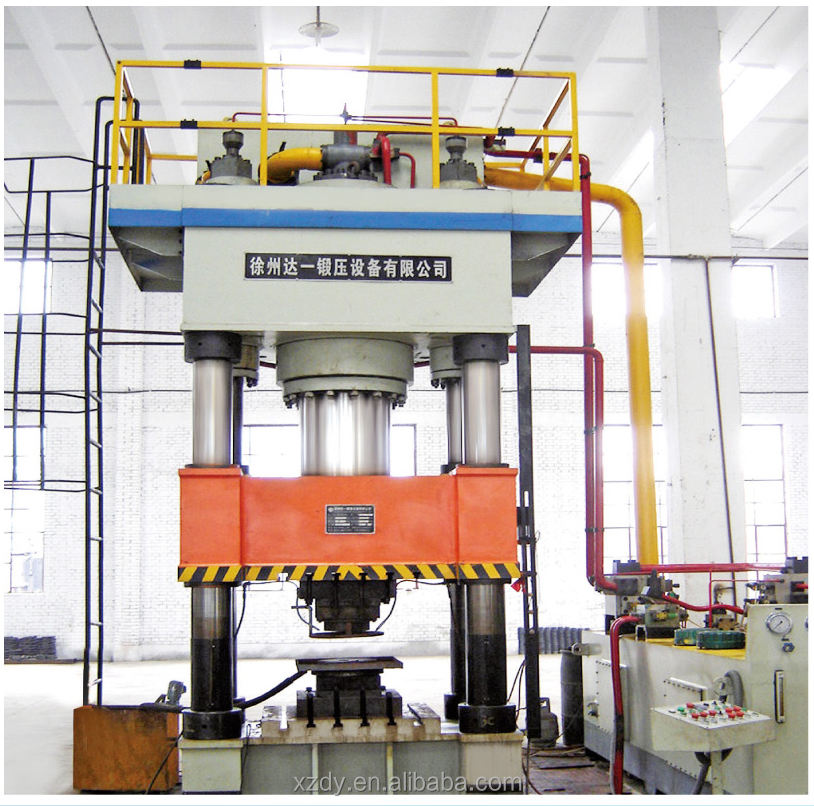 YD16-F Hot Forging Hydraulic Press (630ton~12000ton )