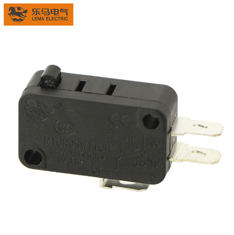 Manufactory Lema KW7-0 16A 250VAC Electrical Door Mini Micro Switch