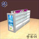 Shops Rack Display Showcase Cosmetic Store High End Modern Cosmetic Display Showcase Retail Store Makeup Shelves Showcase for Sale