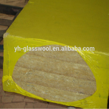 120kg/m3 rockwool insulation for thermal isolation