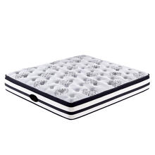 Wholesale king sizes soft memory foam bed spring mattress