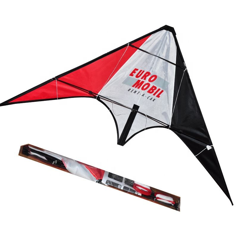 Factory Kites Good Quality Customized Dual Line Promotional Stunt Kite For Advertisement