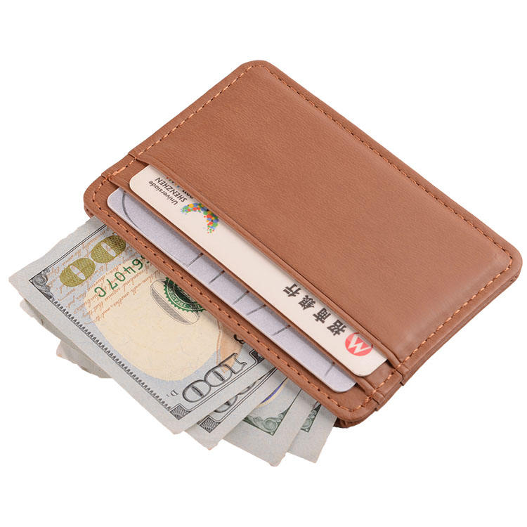 Best Personalized Portable Card Holder Wallet Credit