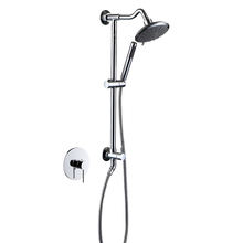 "luxury 8"" chrome antique bathroom bath shower sets"