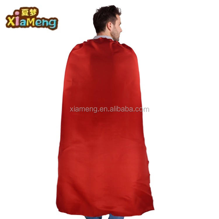 Halloween kostum superhero dewasa super hero jubah