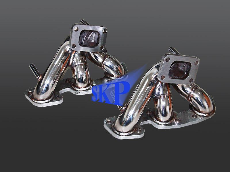 Turbo t25 manifold+outlet codo de escape para nissan <span class=keywords><strong>skyline</strong></span> gt-r/<span class=keywords><strong>gtr</strong></span> <span class=keywords><strong>r32</strong></span>/r33/r34 rb26det