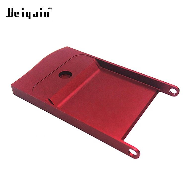 Anodized 6063 aluminum front panel 대 한 전자 product