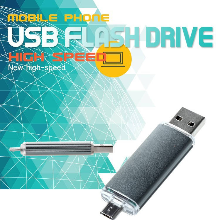 Mini usb flash drive phone OTG for apple