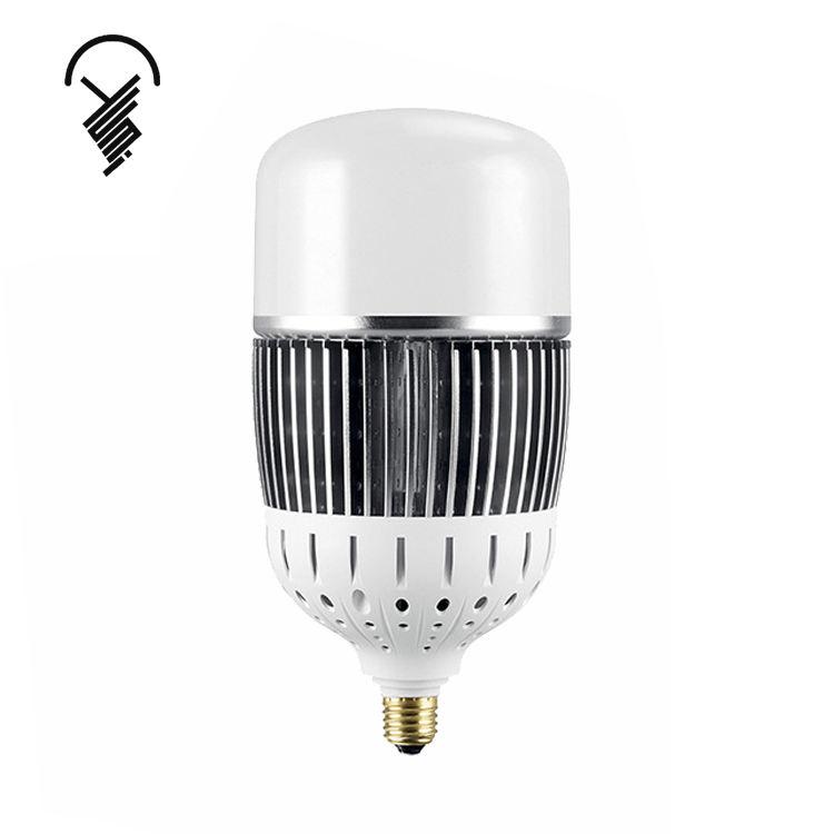 High power energy saving E27/B22/E40 base 50W 80W 100W 150W led bulb lighting