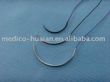 surgical sutures with/without needle, ,suture needle
