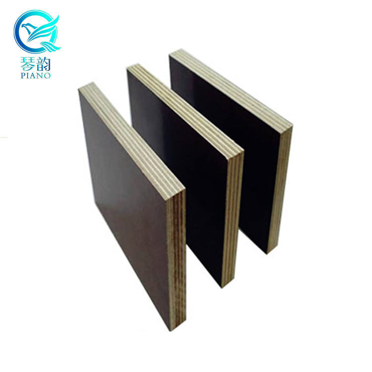 Construction Timber 18mm Marine Plywood double bed designsfor Concrete Formwork