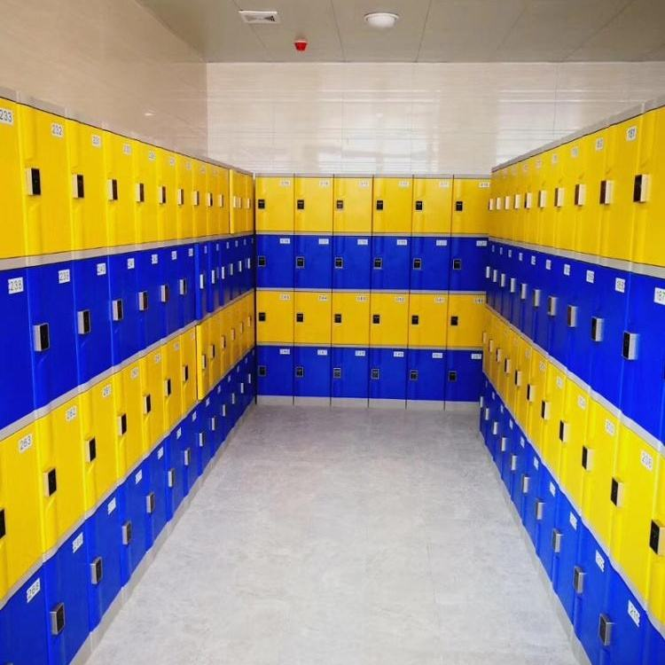anti corrosion waterproof plastic beach locker