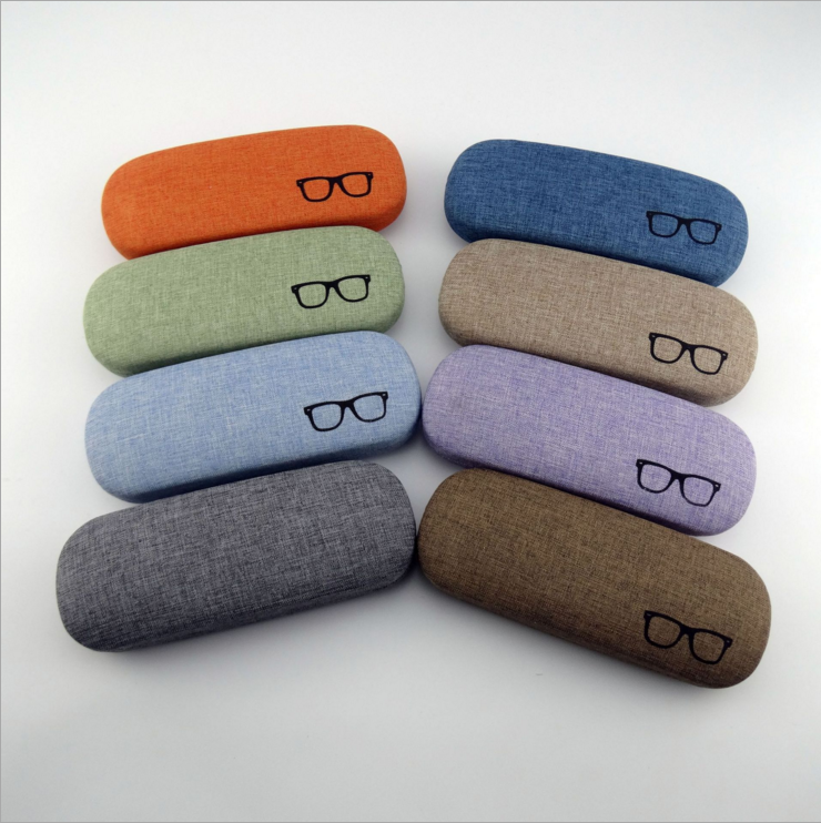 LOW MOQ Fast Delivery Eyeglass Case Glasses storage box Myopia glasses case