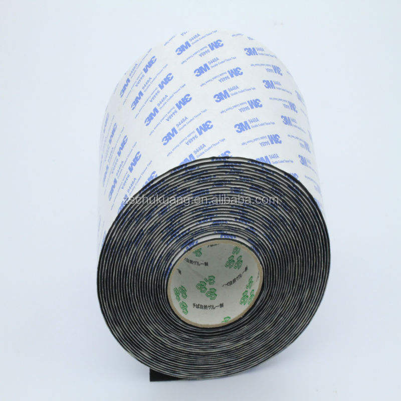 Wide useful adhesive 3m hook and loop tape dot