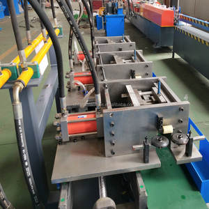 Volledige Automatische Plc Controle Platte Croos/Main T Raster Roll Forming Machine