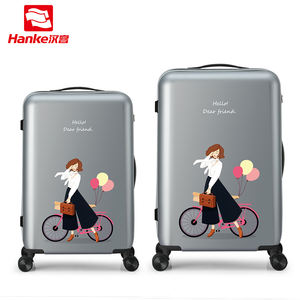 Reizen Trolley Tassen Hard Shell Travelling Spinner Bagage Koffer Set