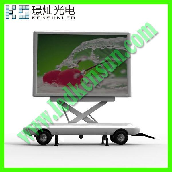 ph12 completo al aire de la pantalla de vídeo <span class=keywords><strong>led</strong></span> de pared de la pantalla de camiones