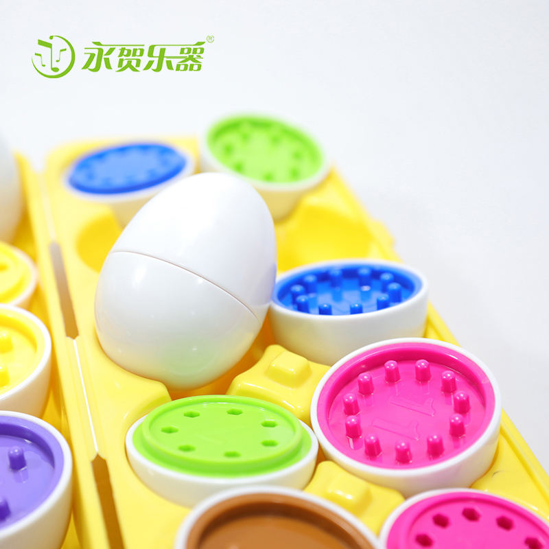 One-Stop Service [ Toy Eggs ] Education Toy Kids Surprise Educational Kids Play Toy Eggs For Toddler