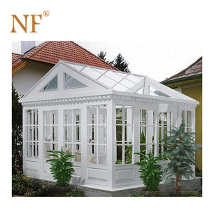 Energy Saving Lowe Glass Portable Sunroom