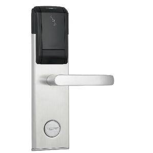 Stainless Steel Hotel 룸 Smart 키 Card 문 Lock Entry System AK-21