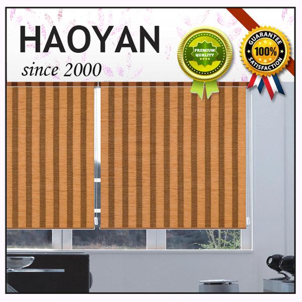 Простой дизайн бумаги жалюзи из shaoxing <span class=keywords><strong>Haoyan</strong></span> фабрики