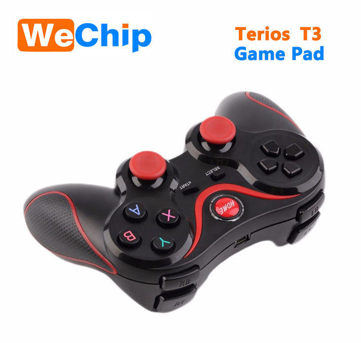 Original terios T3 Wireless Blue tooth Gamepad Remote Control Joystick PC Game Controller for Smartphone/Tablet PK S3 Controller