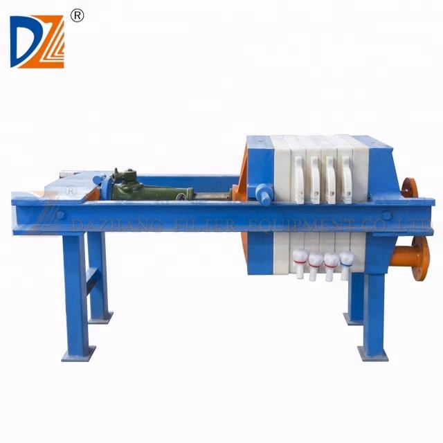 Wine rough filtration treatment filter press Machine