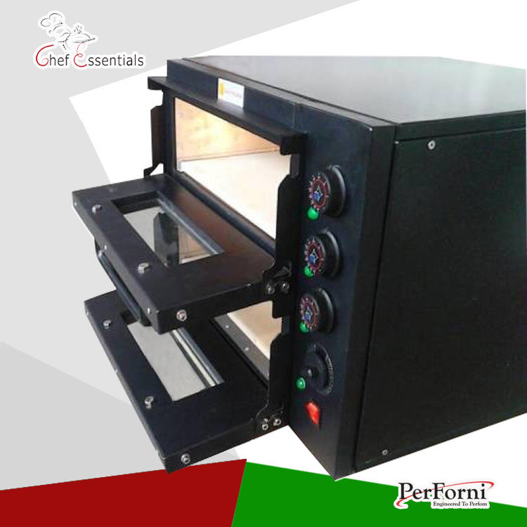 New design freestanding electric pizza oven 220v commercial pizza maker PERFORNI400 for pizza